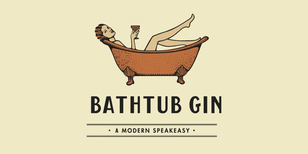 Bathtub Gin logo