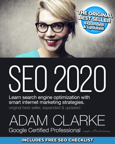 SEO 2020 by Adam Clarke