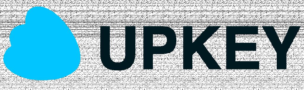 Upkey logo