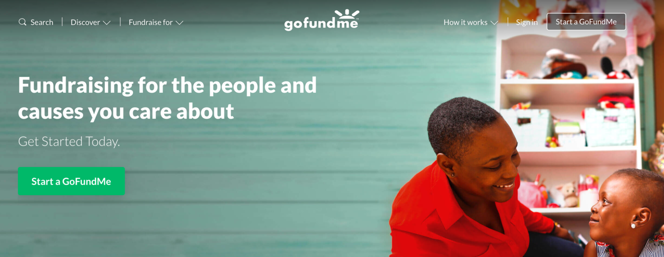 gofund me website that you can use to crowdfund you  food truck business