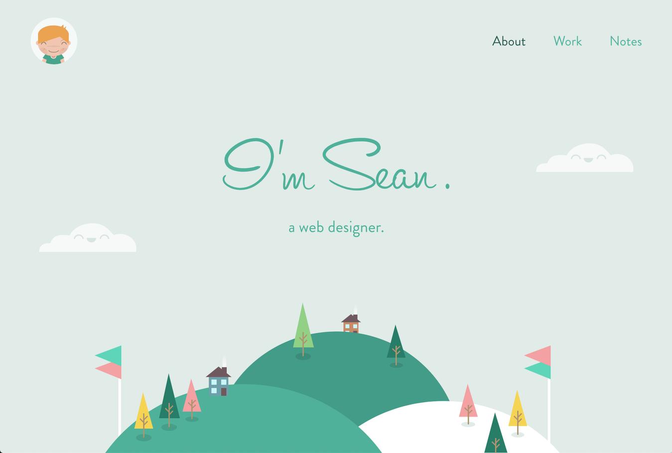 Resume Website of Sean Halpin