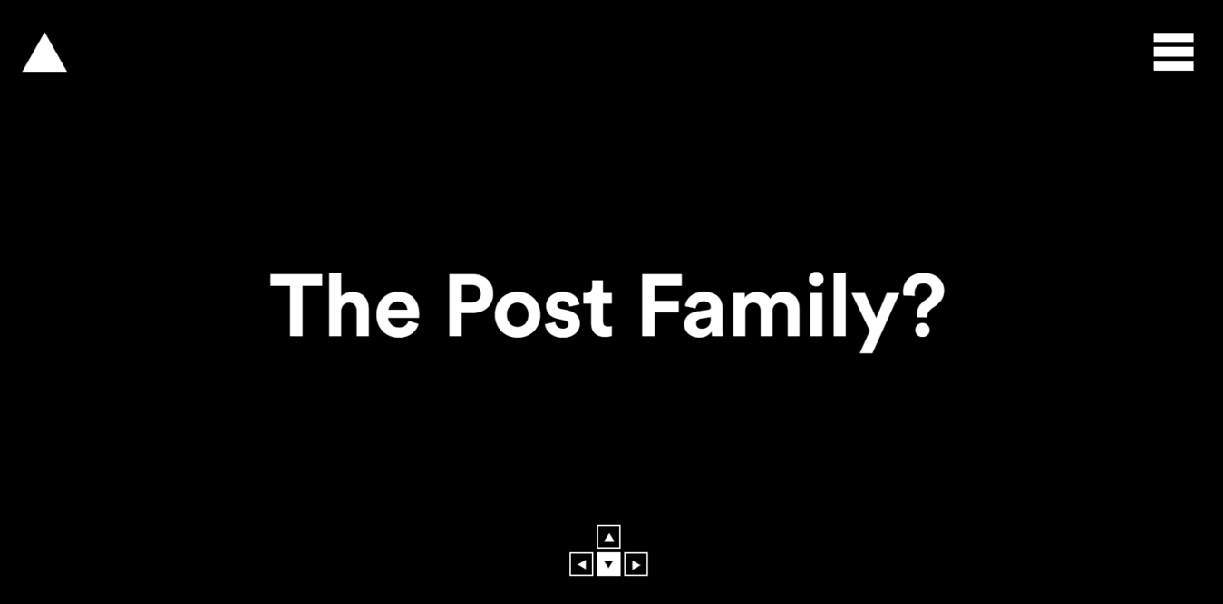 The Post Family homepage