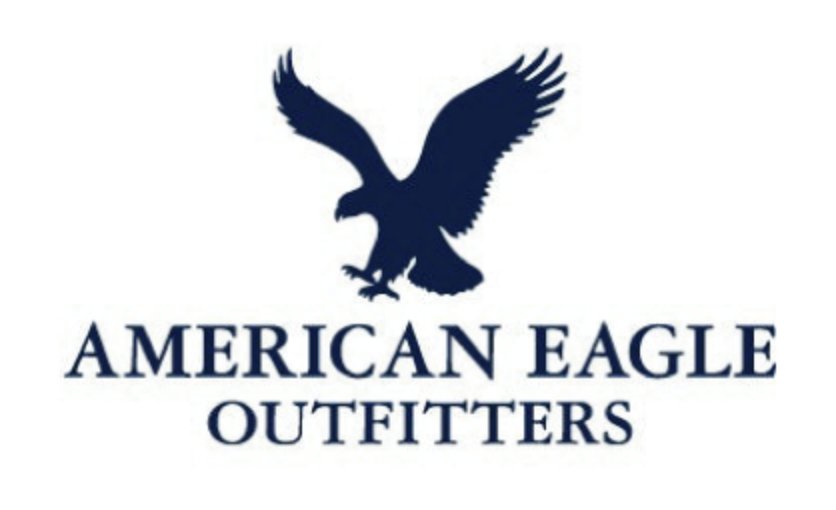 American Eagle Outfitters Font for Logo