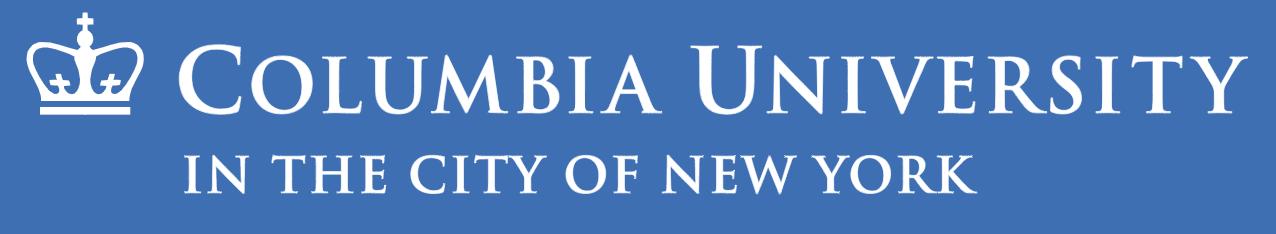 columbia university font