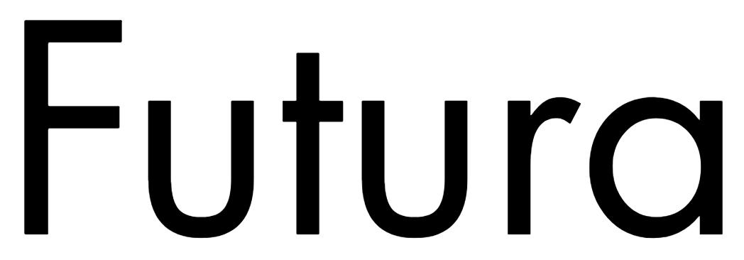 Futura, Popular Logo Font