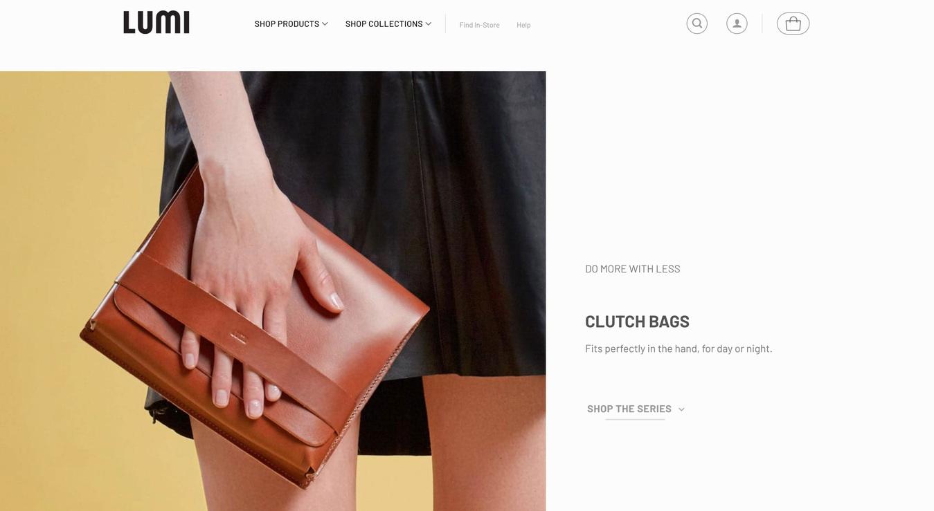 Lumi Online Store Product Screenshot