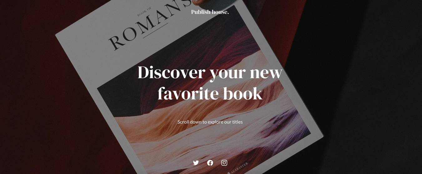 Marlow eCommerce Website Design Template