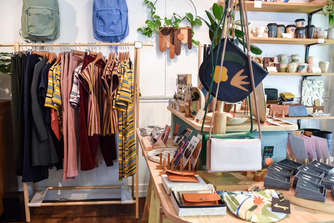 Sustainable Fashion Clothing Shop