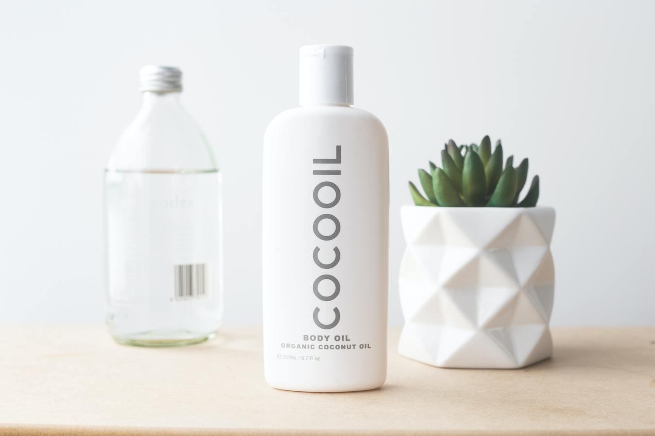 Produk kecantikan body oil