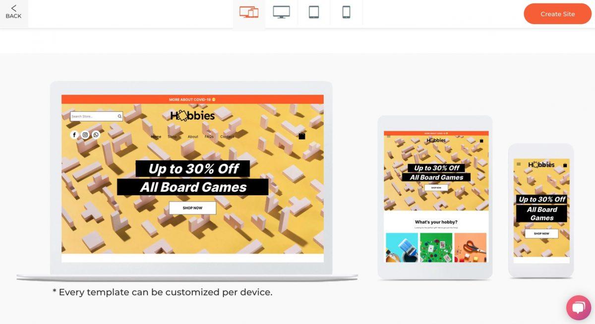 Plataforma de eCommerce Duda