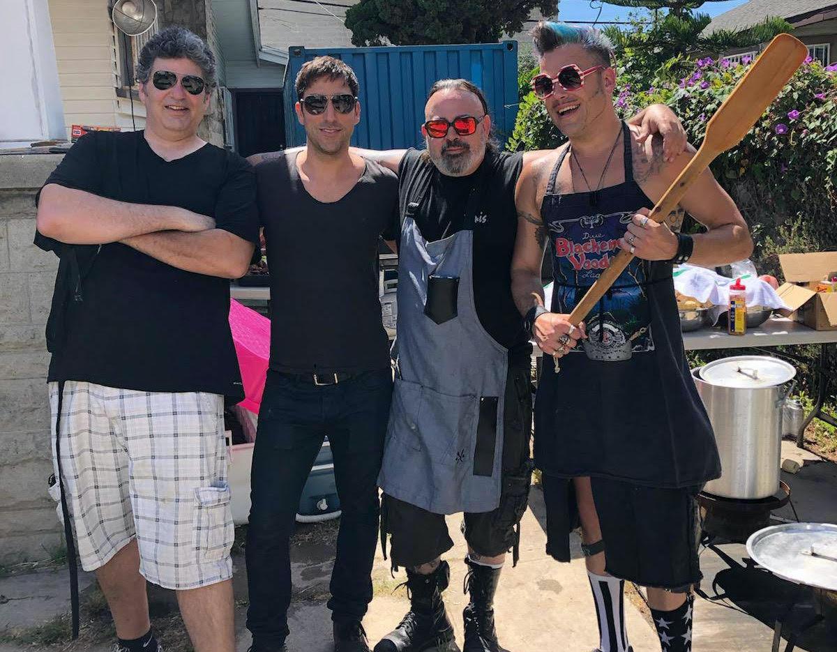 Open Bar Ghetto Gourmets Chefs