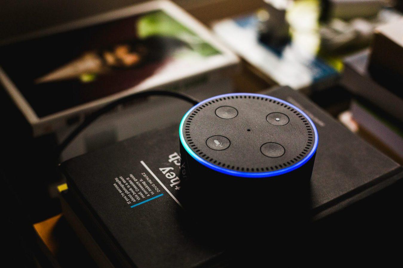 Spraakgestuurde smart device