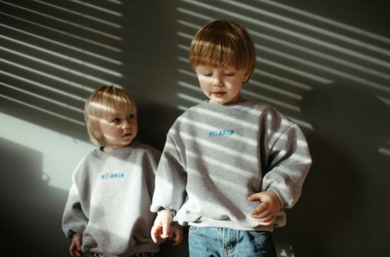 Millaw Kids Vitamin Sweatshirt