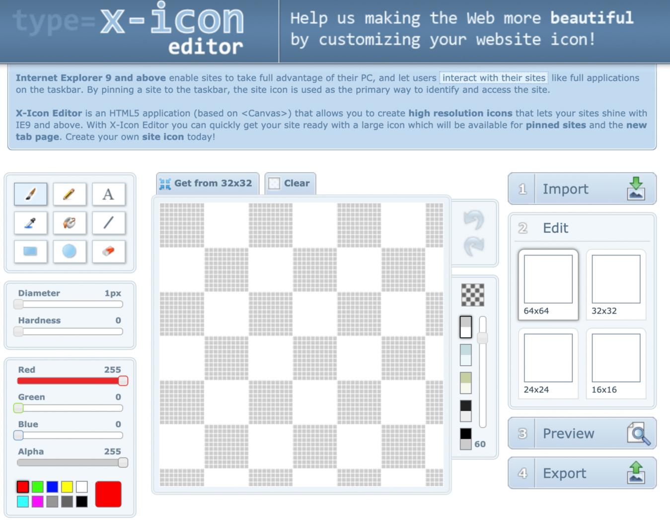 X-Icon-Favicon-Gnerator-