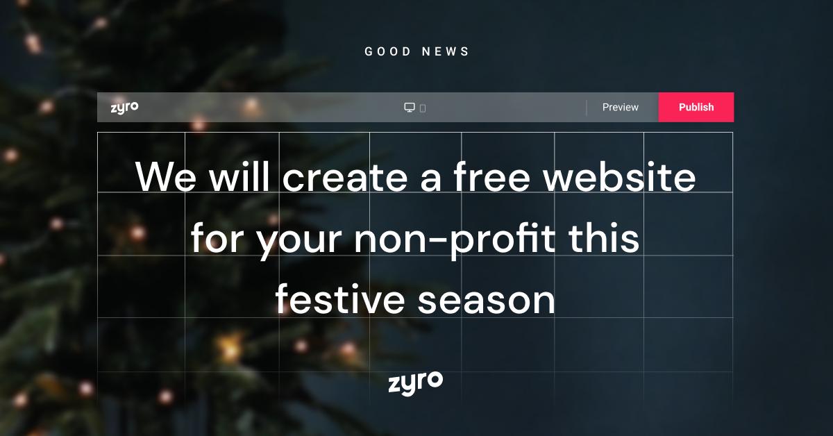 Zyro Creates Zyro - Festive Event