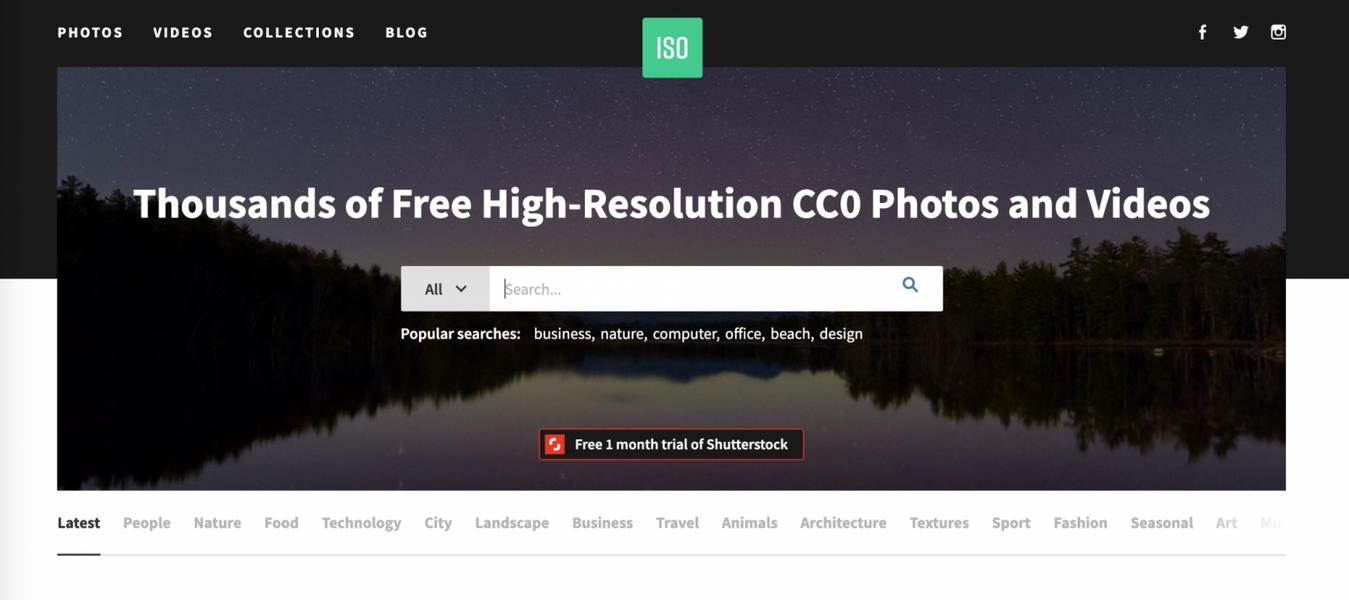 ISO Republic gratis stockfoto's