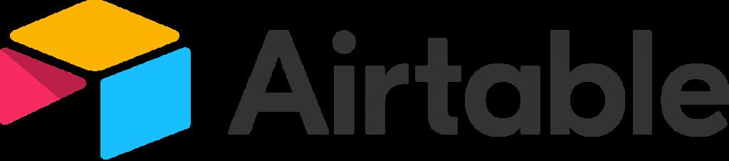 AirTable logo ontwerp