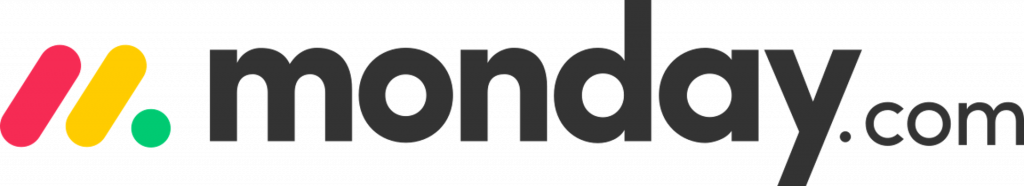 Inspirasi logo dari Monday