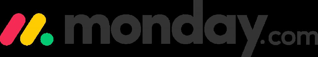 Monday logo ontwerp