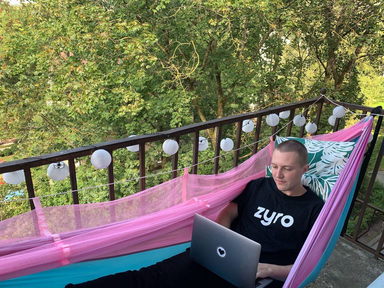 Zyro Remote Work