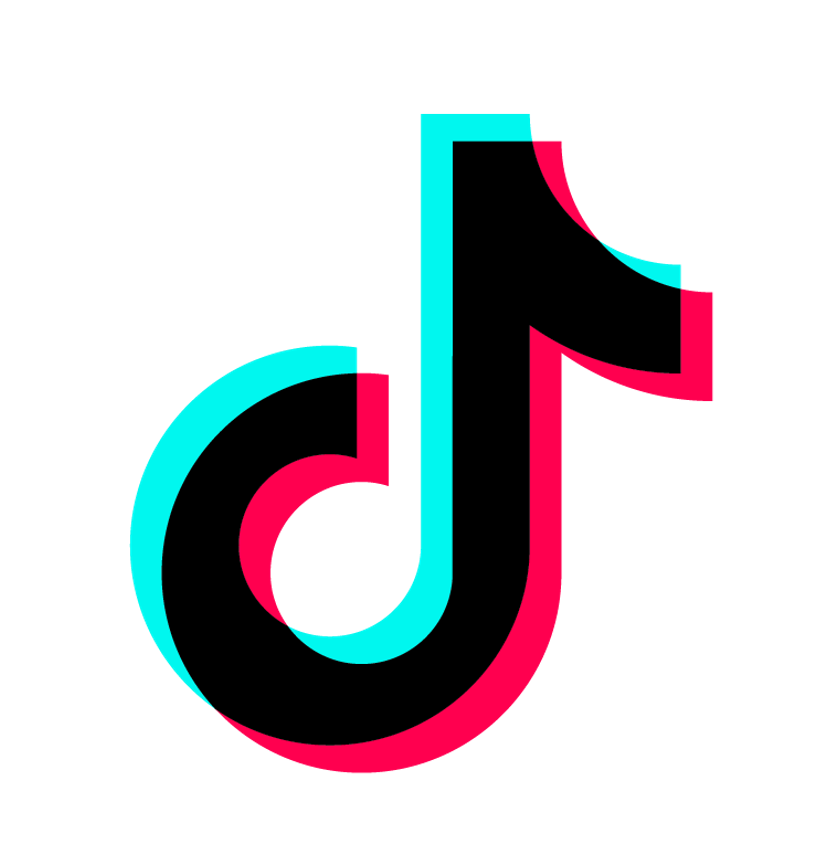 TikTok logo ontwerp