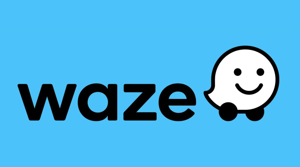 Waze logo ontwerp