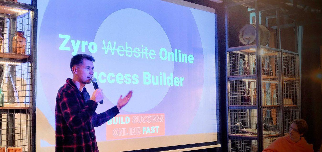 Zyro success presentation