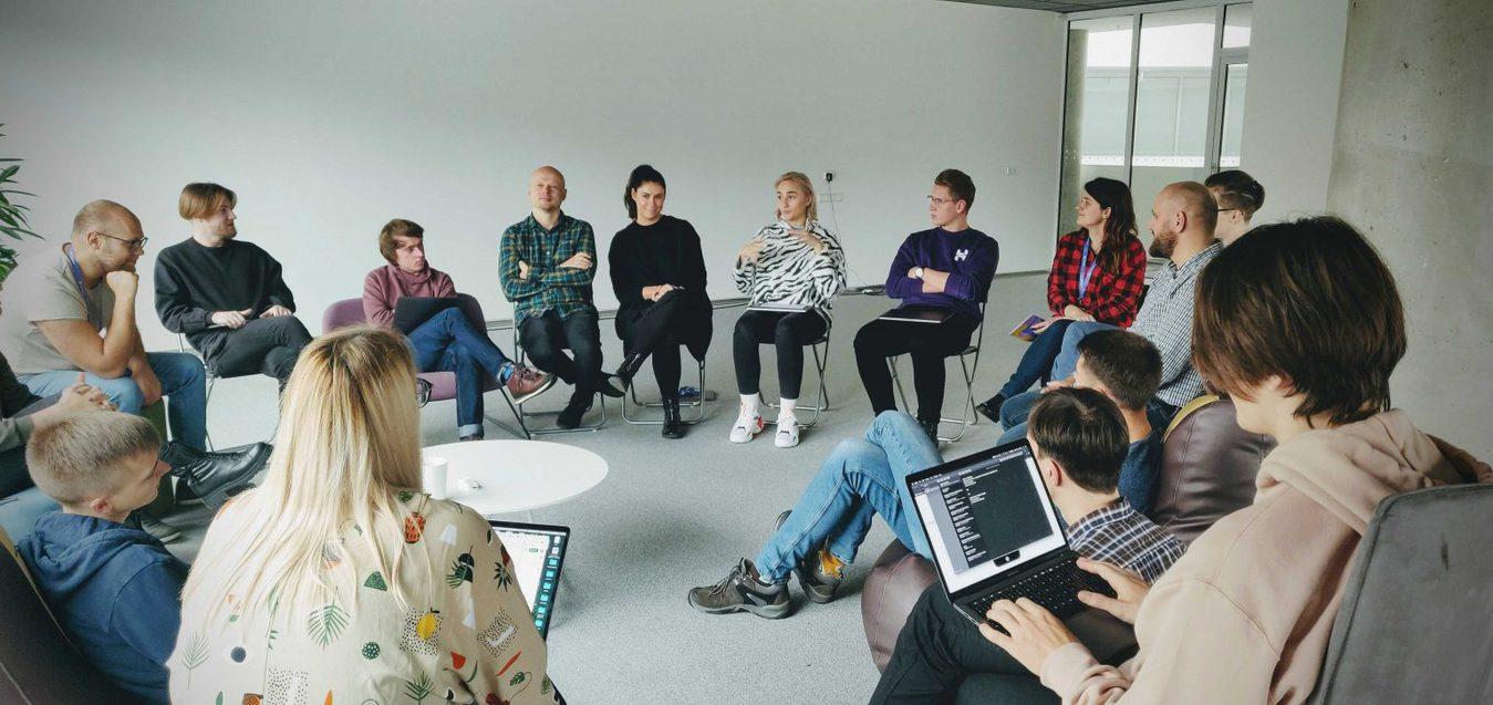 Zyro Team Meeting