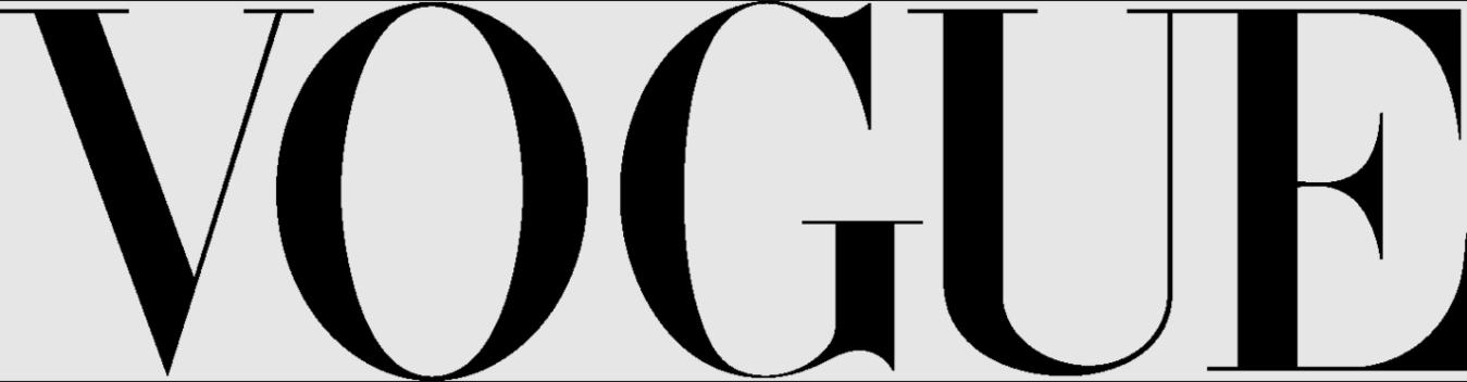 Logo da Vogue