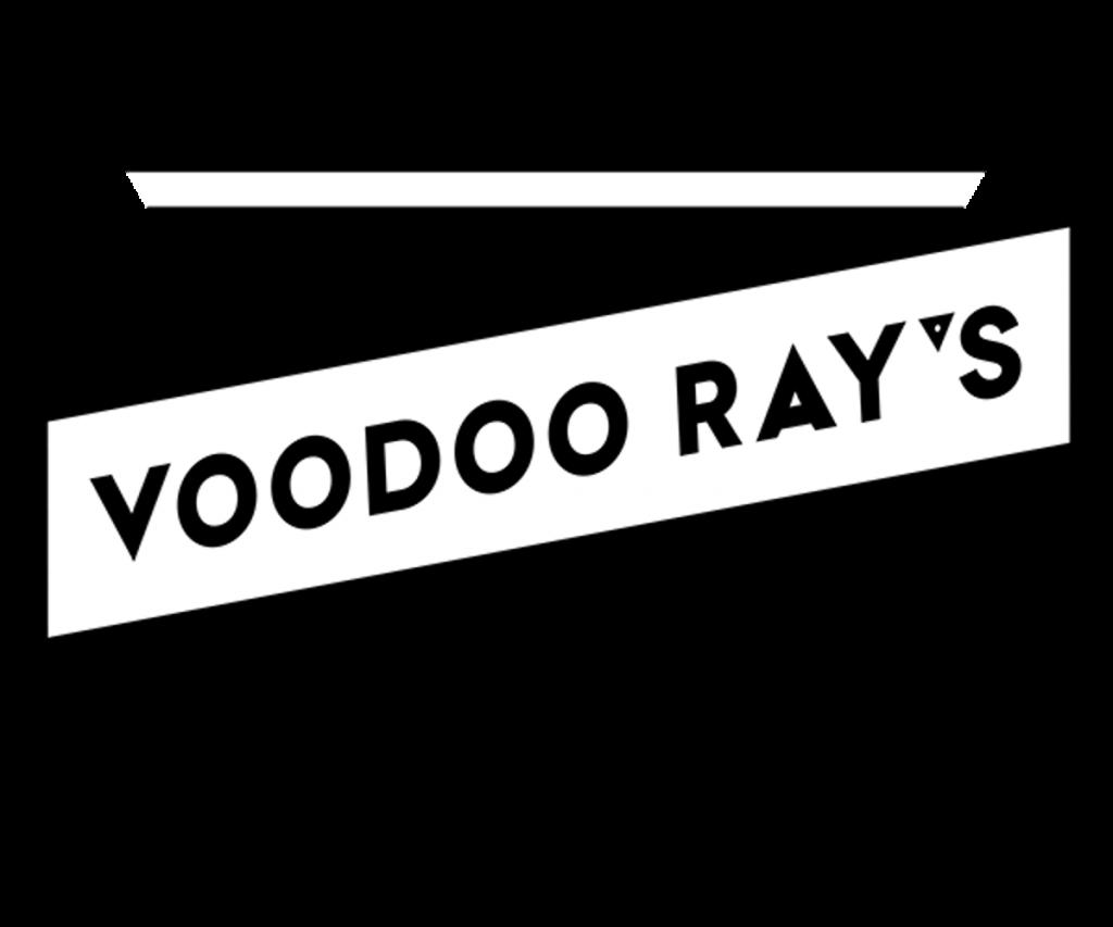 Voodoo Ray's logo