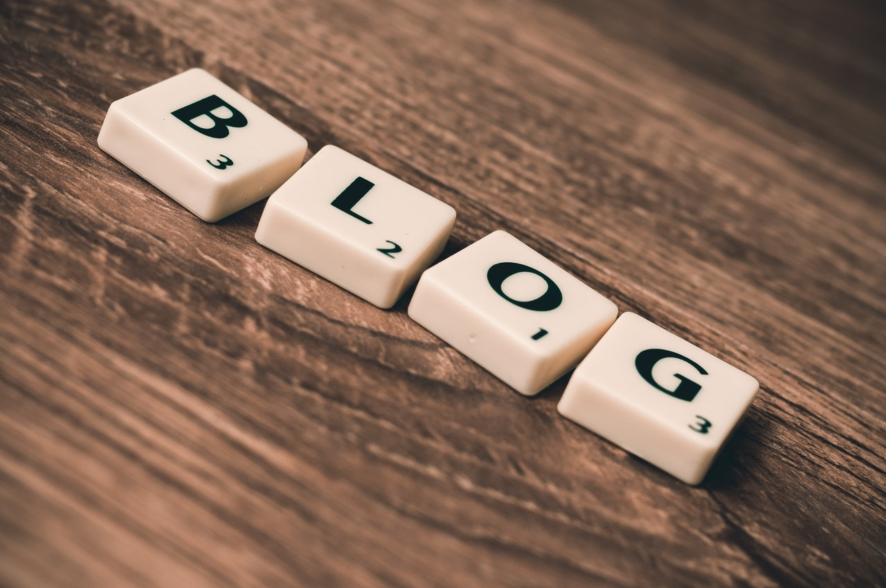 Scrabble blocks spelling blog
