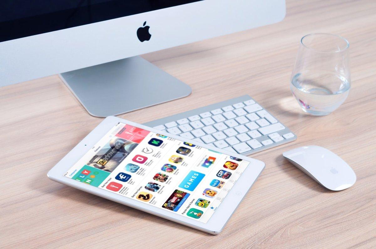 rất nhiều app trên màn hình