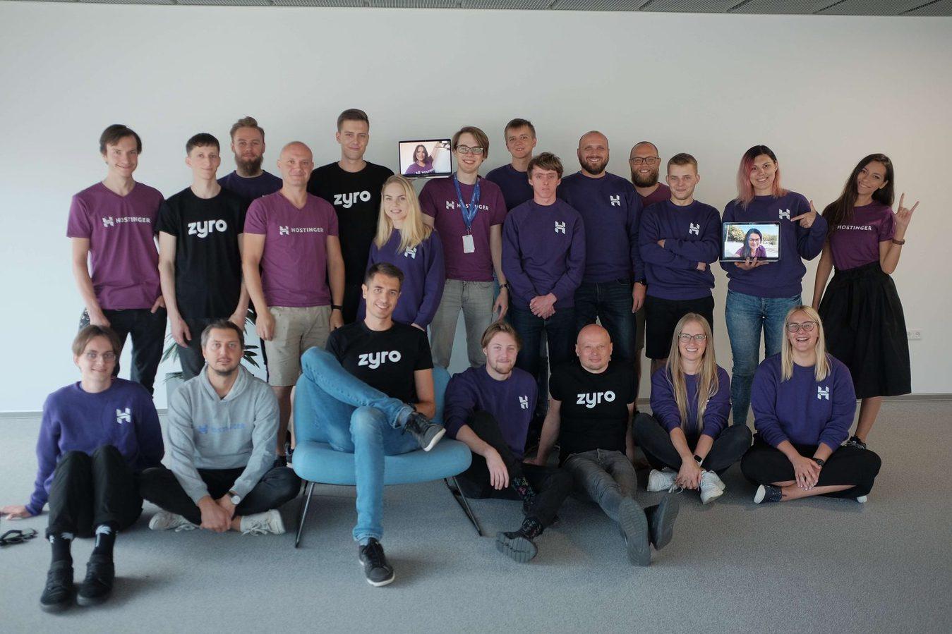 Zyro Team