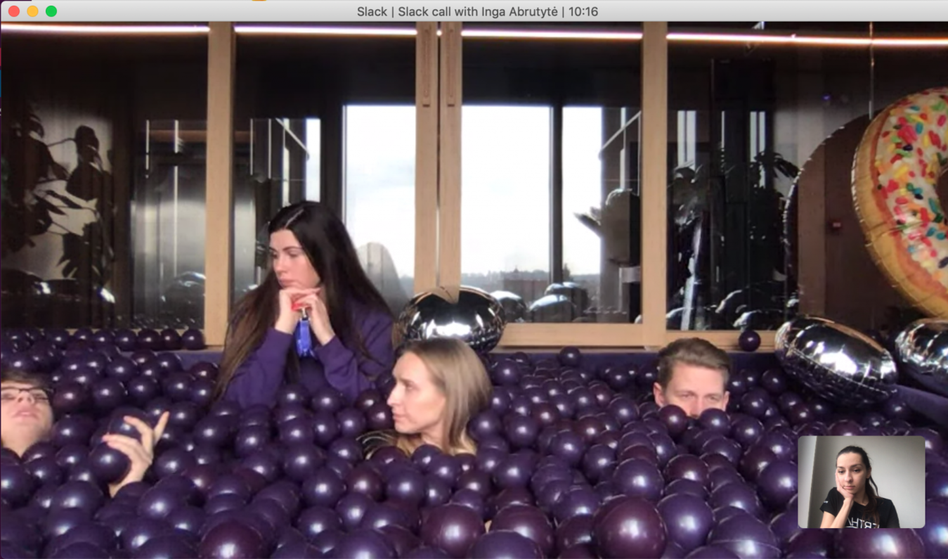 Zyro Zoom Ball Pit