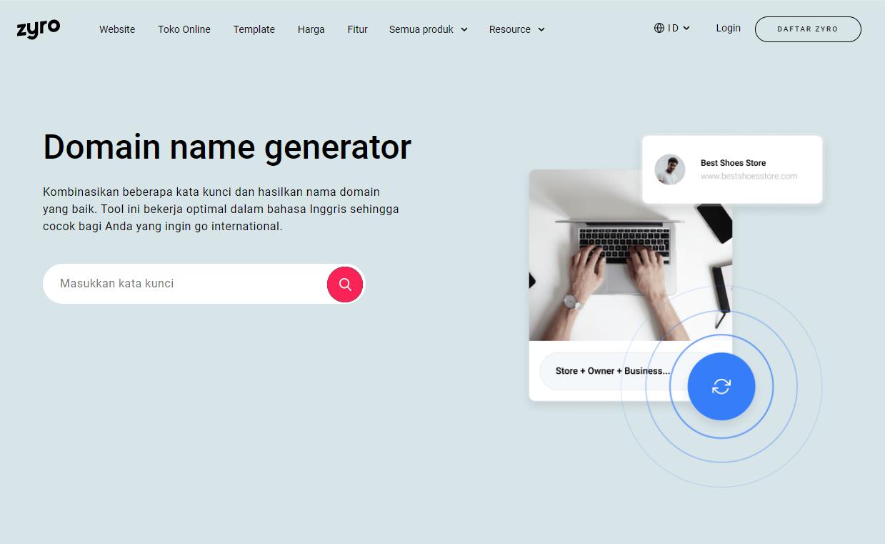 cara membuat domain gratis