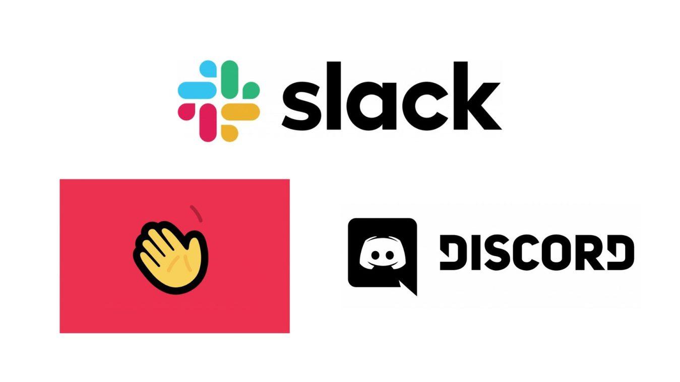 Communication company logos