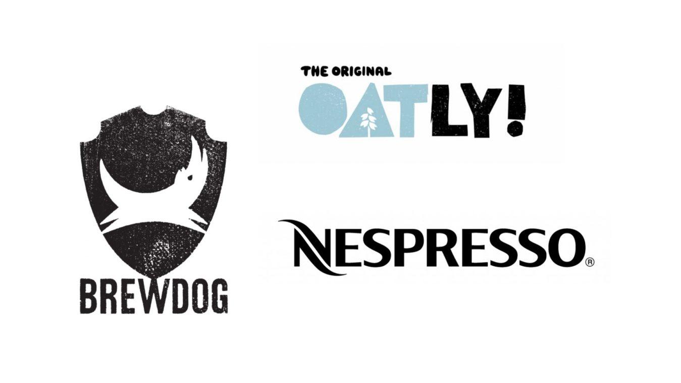 Drinks company logos