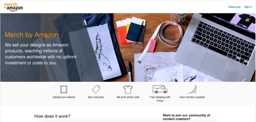Screenshot Merch by Amazon