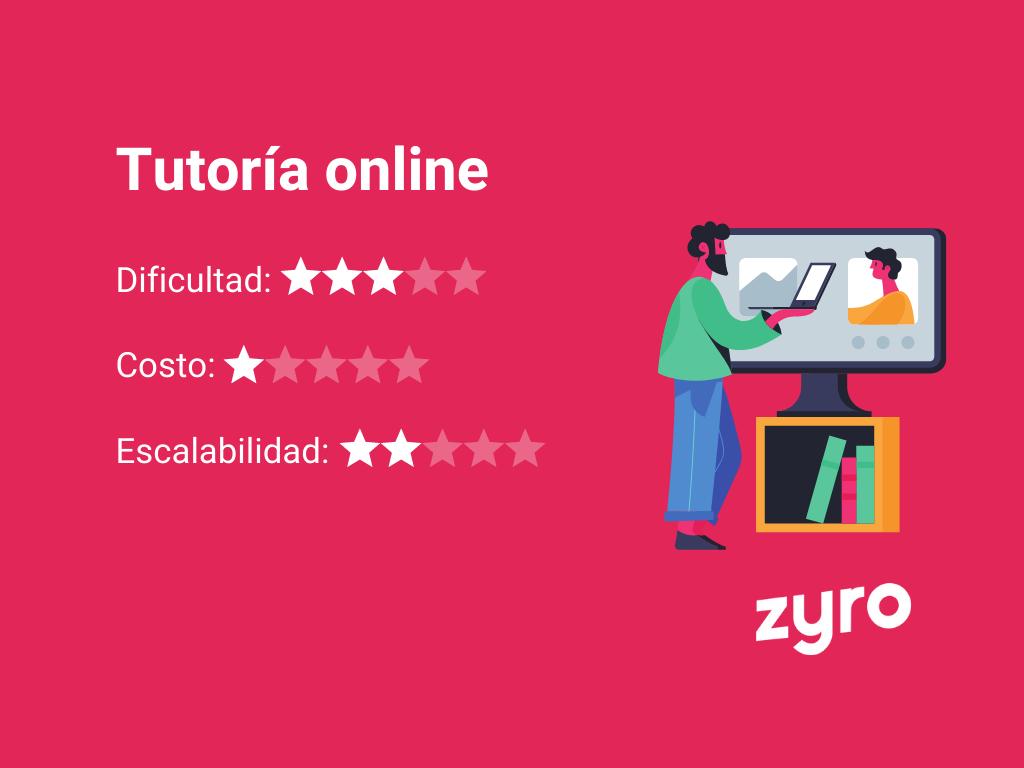 tutorías online