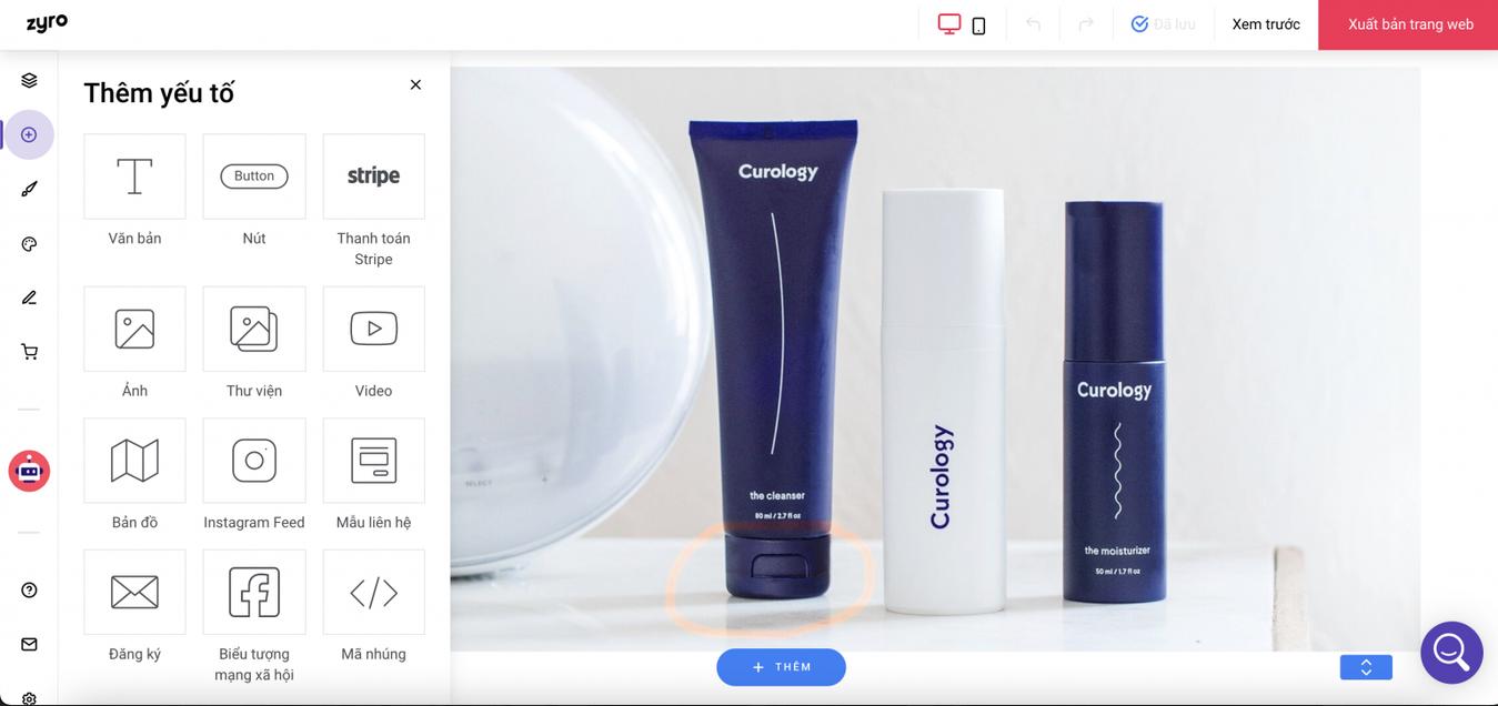 hướng dẫn thiết kế website miễn phí