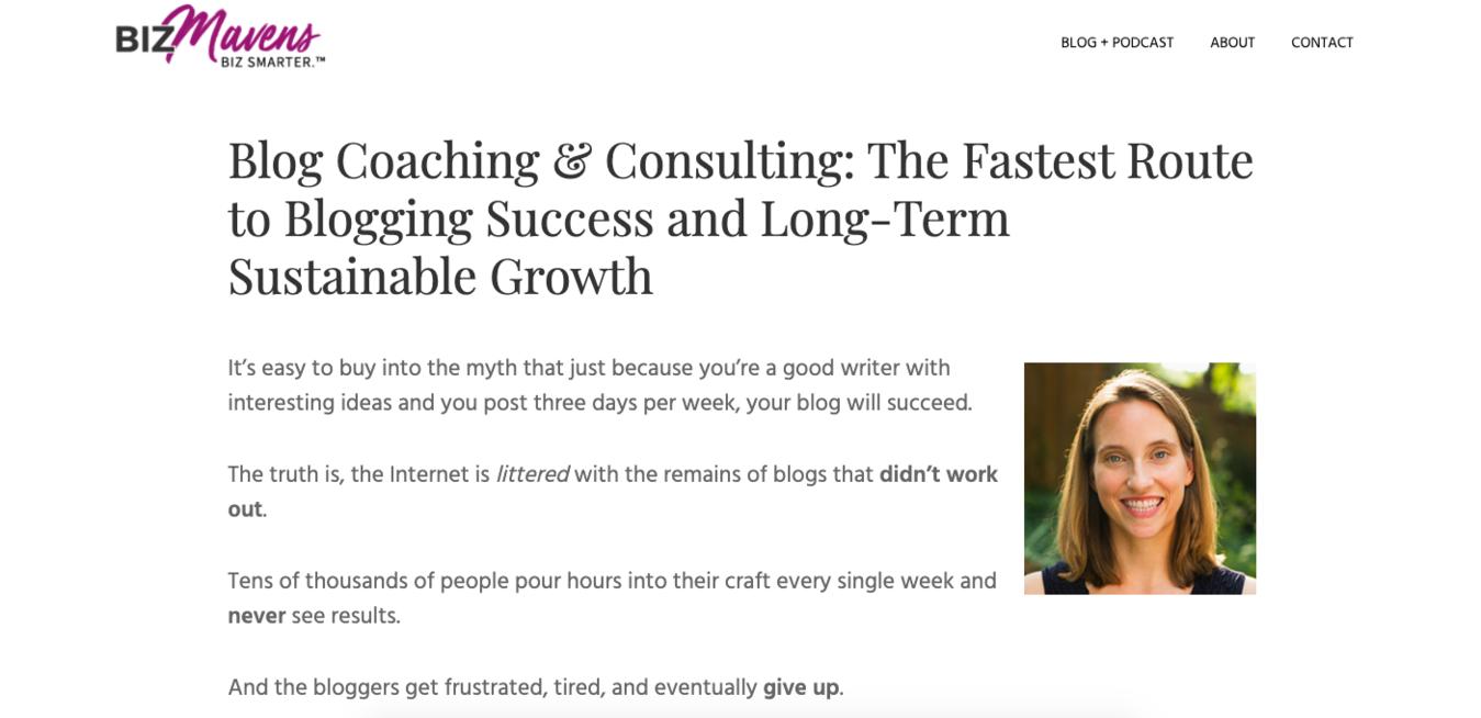 cách kiếm tiền từ blog
